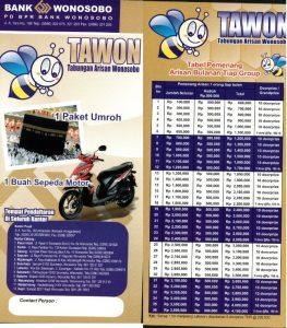 TABUNGAN TAWON